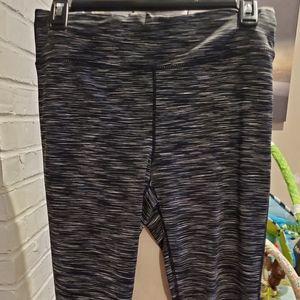 Mono B Marled Athletic Leggings/Pants